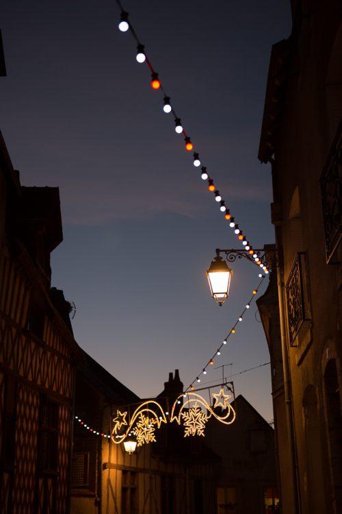 Blois  Rue Beauvoir
