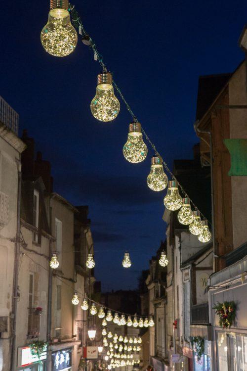 Porte Chartraine . Blois