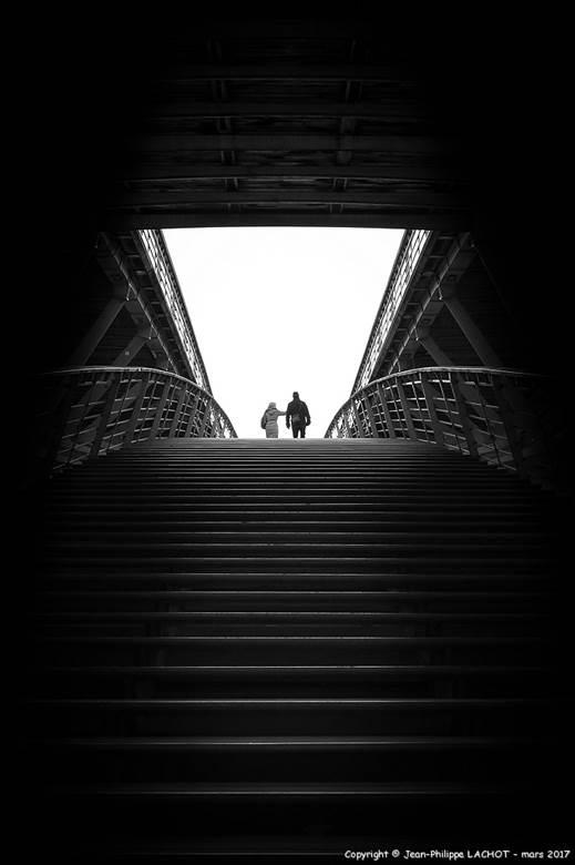 Photo du mois membre libre / La Montée / JP Lachot