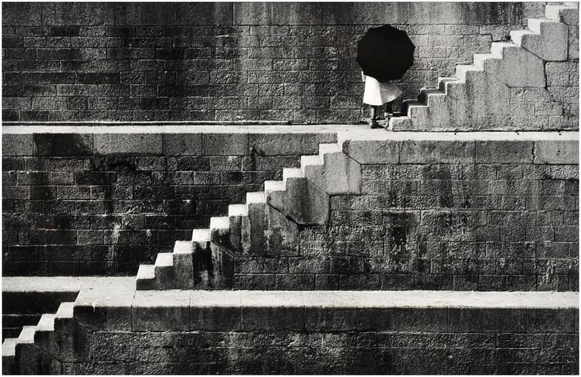 """Libre noir et blanc 1° Mr Paull Martin """"Ascension """""""