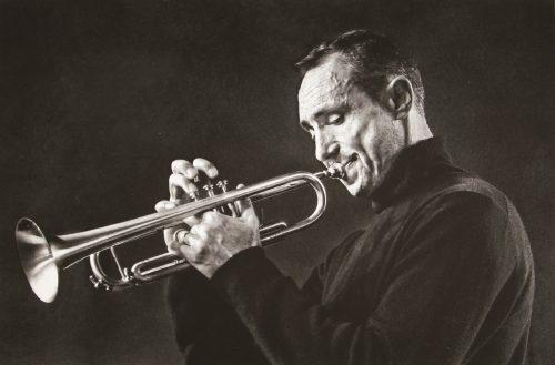 """En musique Noir et Blanc 2°  Mr Pierre Pedelmas  """" Solo trompette """""""