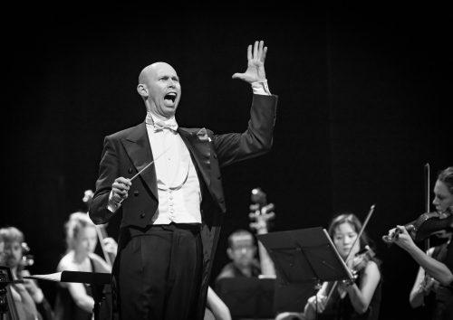 """Georges Berenfeld """"Le chef d'orchestre"""""""