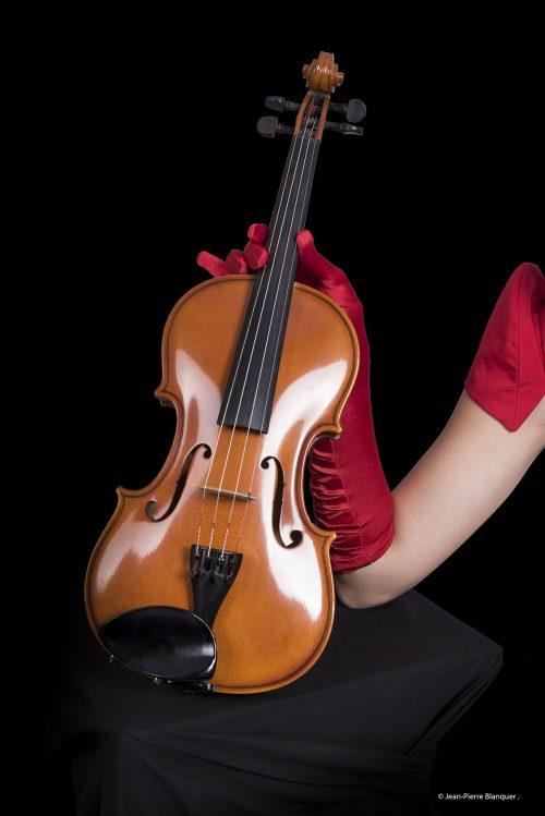 "Jean-Pierre Blanquer ""Le violon"""