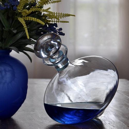 "Marie Frost ""La carafe bleue"""