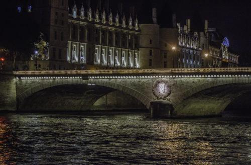 """Marie Frost """"Pont Saint Michel"""""""