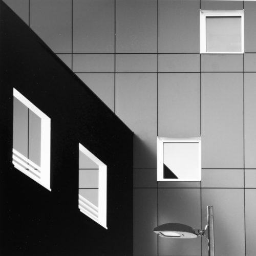 """Libre Noir et Blanc 2° Mr Boutrouille Hervé  """"Jeux de façades"""""""