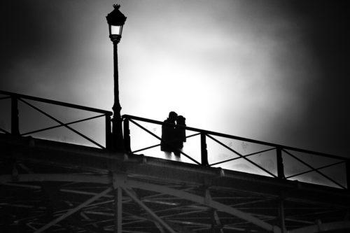 """Jean-Philippe Lachot """"Sur le Pont des Arts"""""""