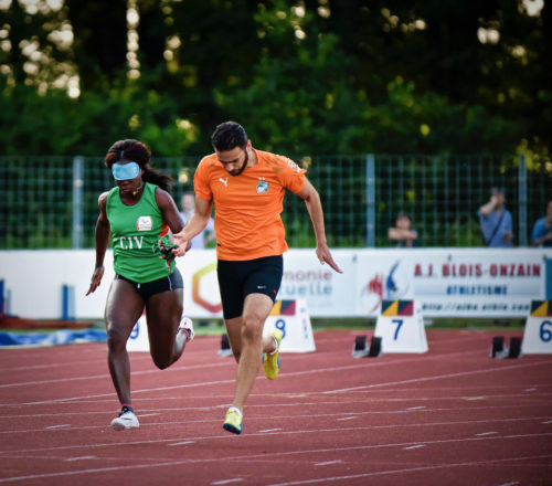 "JeanPierre Blanquer "" Le sprint en Duo"""